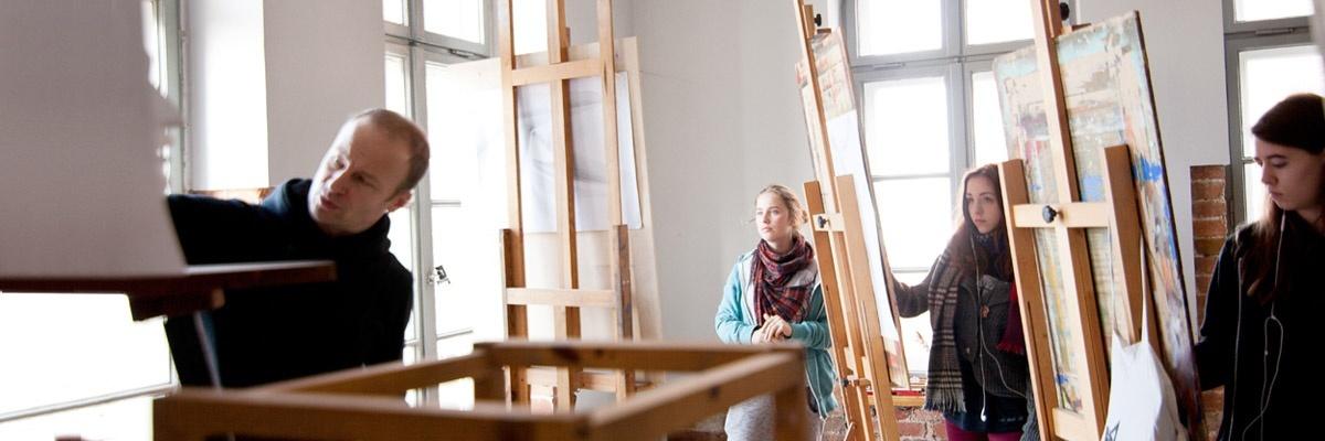 Kursy  rysunku  i malarstwa  dla wszystkich