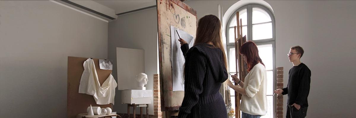 Nauka rysunku  i malarstwa  od podstaw